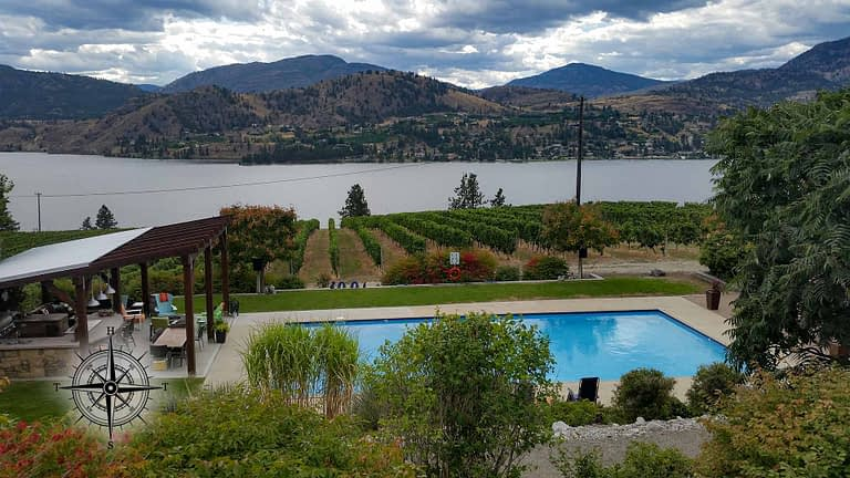 Beautiful British Columbia & Great Wine