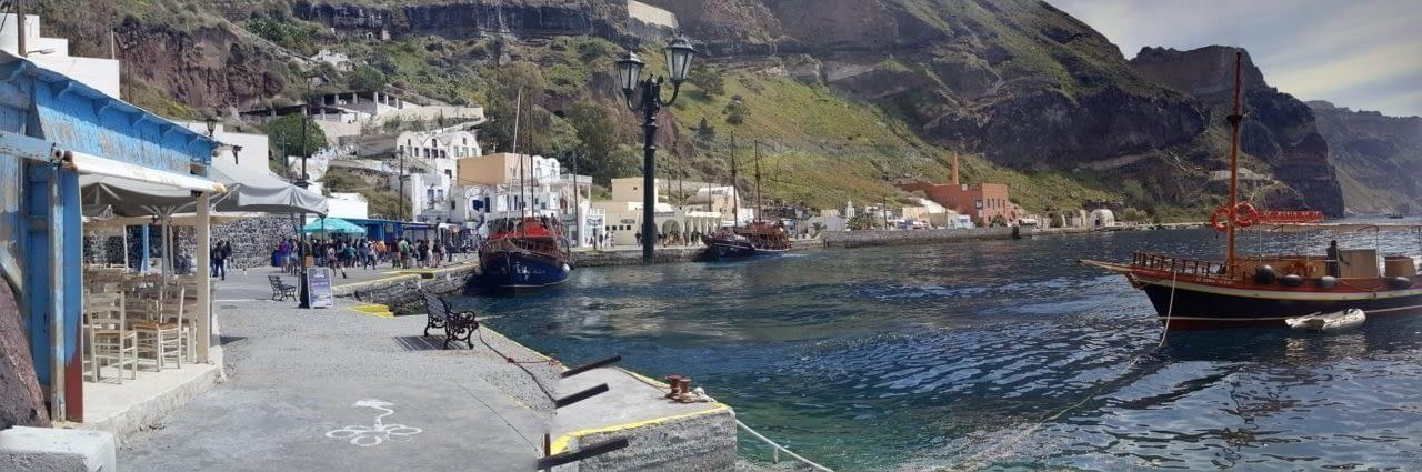 Santorini Memories in Spring 9