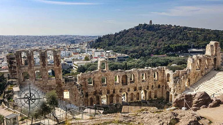 Exploring Ancient Athens