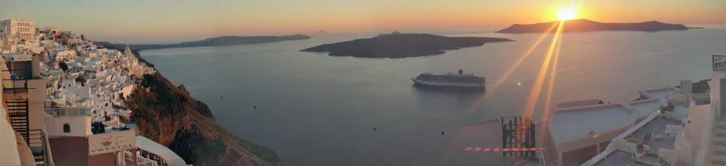 Santorini Memories in Spring 6