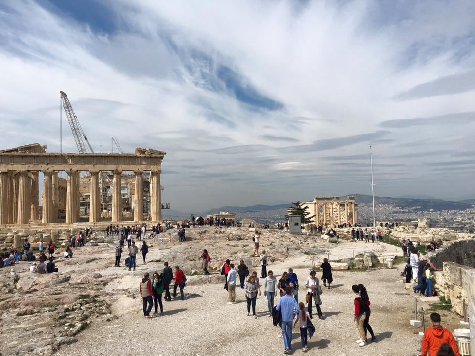 Exploring Ancient Athens 1