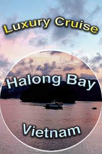luxury cruise halong bay pinterest board