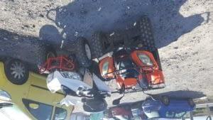 Santorini Memories in Spring 1