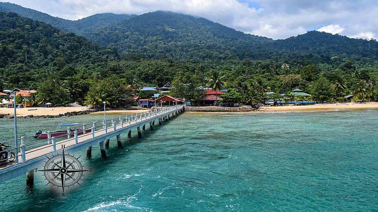 Tekek Village – Tioman Island, Malaysia